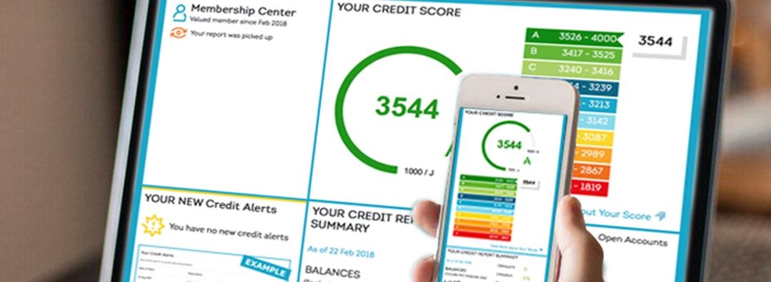 7-day Free Trial on Credit Report